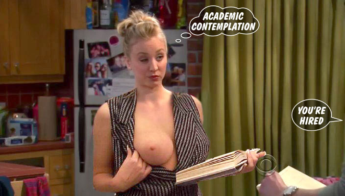 big bang theory rule 34