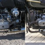 valve covers of Dnepr and Ural