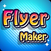 android grafik tasarım uygulaması flayer maker
