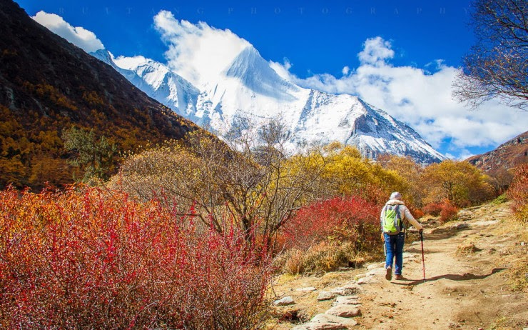 18. Daocheng Yading Nature Reserve, Sichuan Province, China - 29 Wonderful Paths