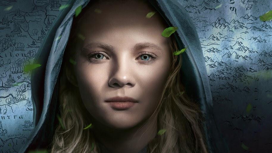 Ciri, The Witcher, Netflix, Series, 8K, #5.1610