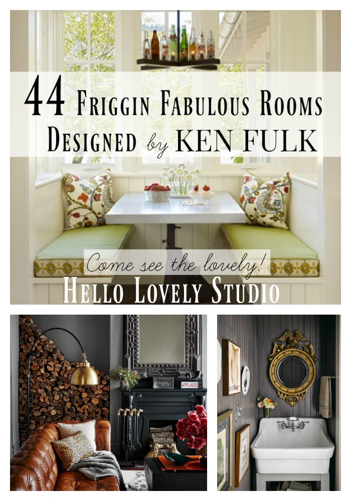Ken Fulk pinterest collage