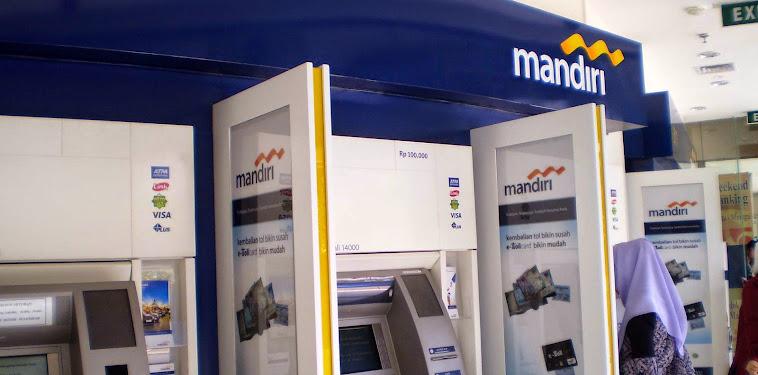 Info Daftar Alamat ATM Mandiri Di Bandung Lengkap
