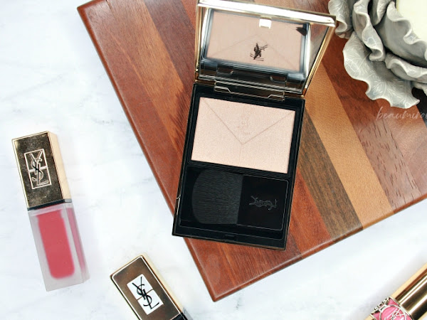#FrenchFriday : New YSL Couture Highlighter