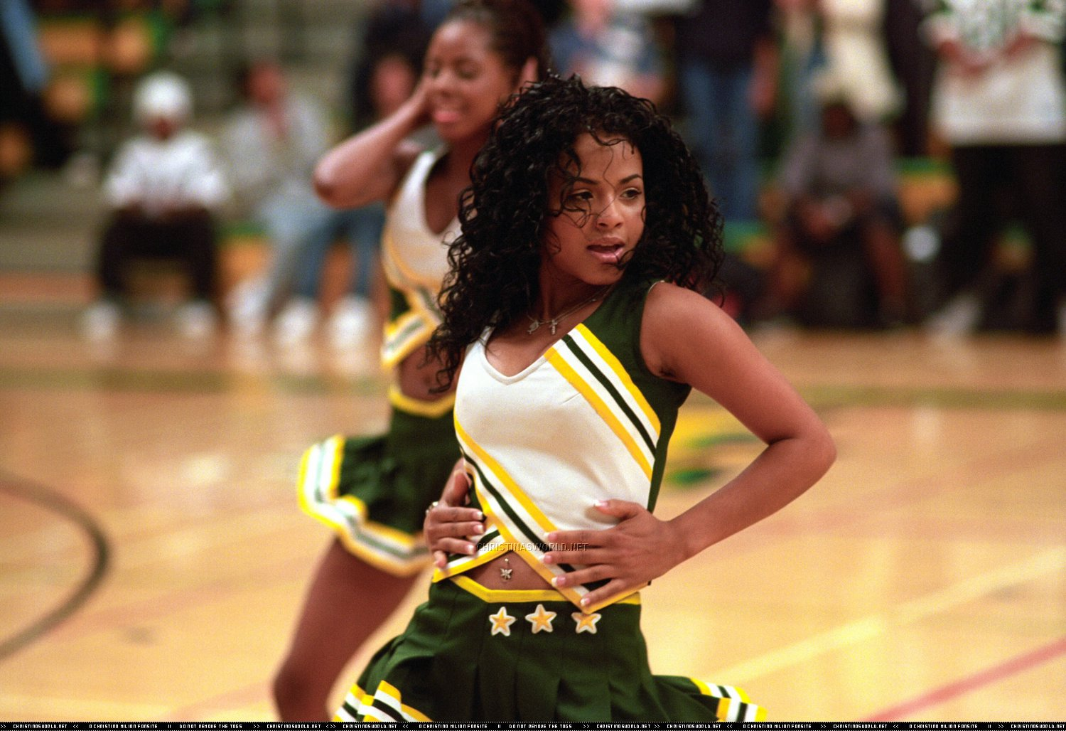 Cheerleaders in Movies and TV shows: Christina Milian in ...
