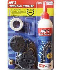 Joes Tubeless Kit