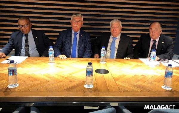 Málaga CF, detalles de la Junta de Accionistas