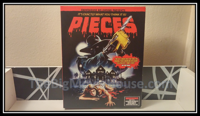 the Pieces slip box from Grindhouse Releasing
