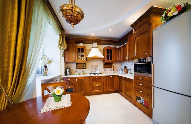 conseils de conception de cuisine d cor de maison. Black Bedroom Furniture Sets. Home Design Ideas
