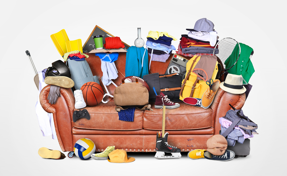 Piles And Of Stuff Covering Your Home Are Rarely Something That Makes You Excited Yet It Is So Easy To Just Let Clutter Build Up Until Begins