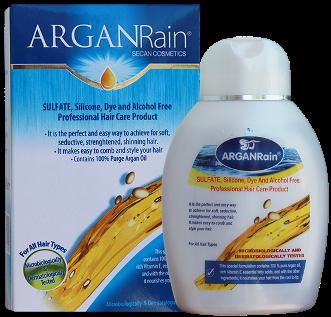 Argan Rain Sulfate Free Shampoo