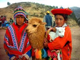 Descendentes dos Incas