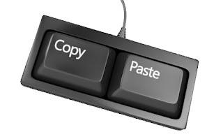 Cara Copy Paste dan Cut Paste data di Terminal