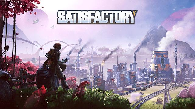 Link Tải Game Satisfactory Online Miễn Phí