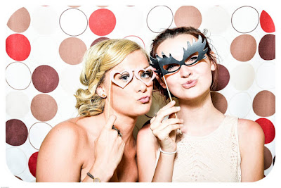 Photo booth para boda
