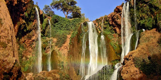 DAY EXCURSION TO OUZOUD WATERFALLS