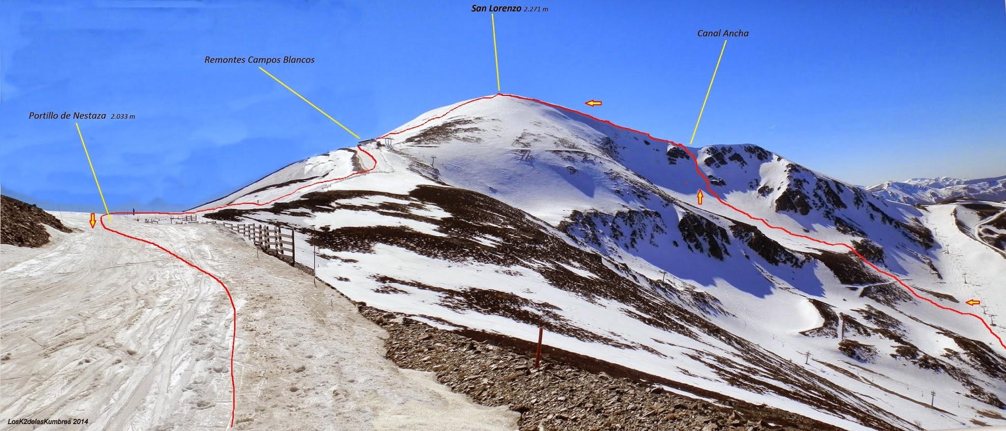 Pico San Lorenzo