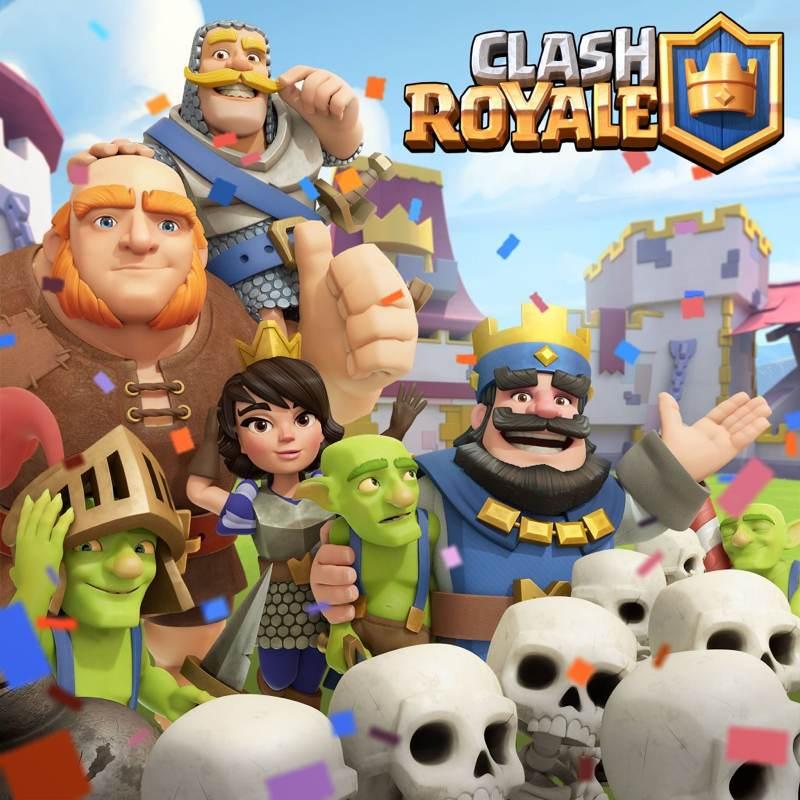 Clash Royale Resmi Rilis Global Hari Ini