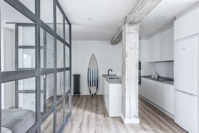 Un apartamento en Santander chicanddeco