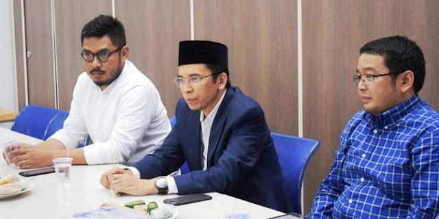 Partai Demokrat Akan Berikan Sanksi Kepada TGB Karena Sudah Memberikan Dukungan Kepada Pak Jokowi