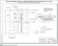 Проект логистического центра в пригороде г. Иваново - д. Коляново - Тепломеханическая часть - Компоновка оборудования