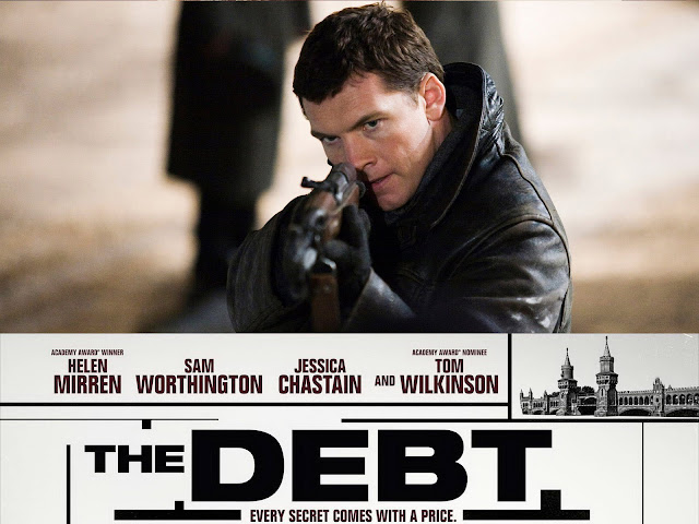 The Debt - Sam Worthington | A Constantly Racing Mind
