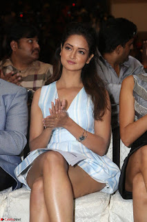 Shanvi Looks super cute in Small Mini Dress at IIFA Utsavam Awards press meet 27th March 2017 76.JPG