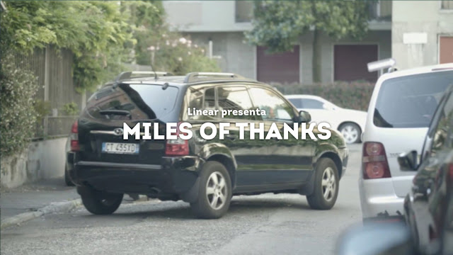 Linear Miles of Thanks
