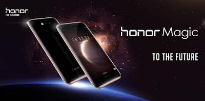Source: Honor. Honor Magic incorporates AI technology to make better predictions of what the user wants.