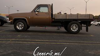 Chevrolet Silverado C20 Camper Special Flatbed
