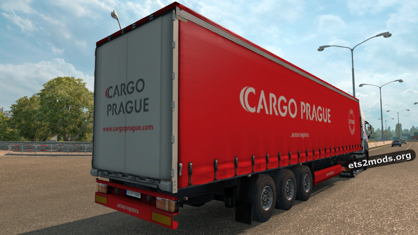 ETS2 Cargo Prague