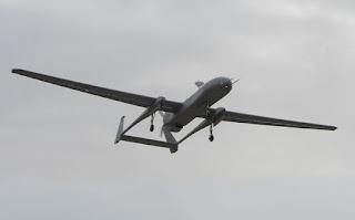 UAV MALE Heron
