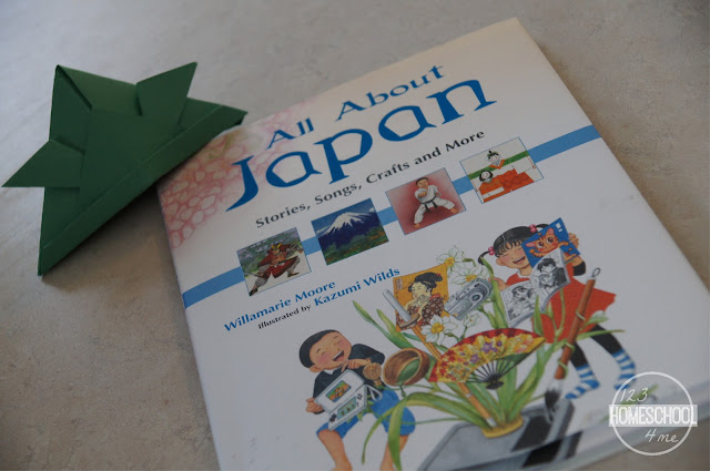 Japan Origami Craft
