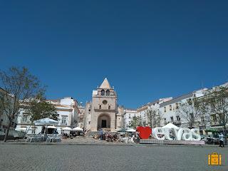 Praça da República Elvas