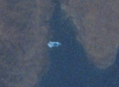 UFO SIGHTINGS DAILY: UFO In NASA Photos Near Space Station ...