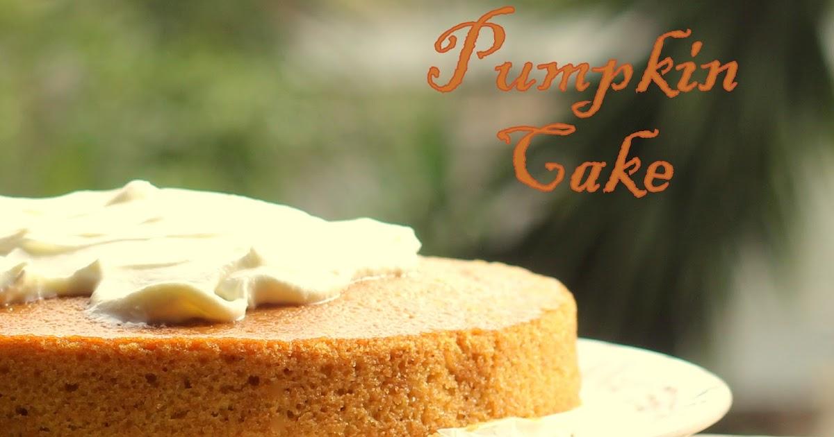 Torta di Zucca speziata