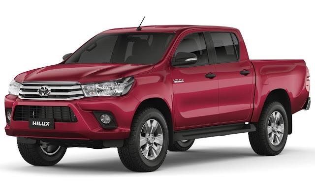 Toyota Hilux SR diesel 4x4 AT6 2018