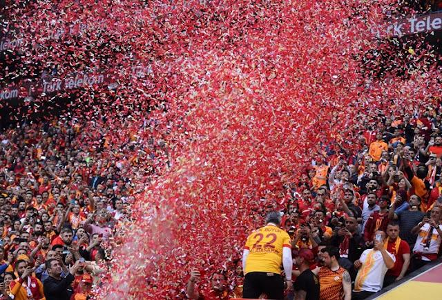 Galatasaray'da derbi hasılatı yüzleri güldürdü!
