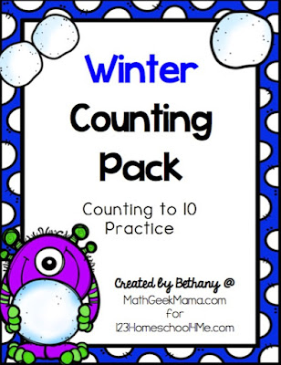 Winter Counting Cover