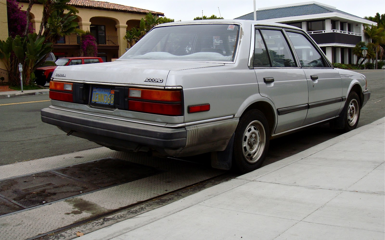 Honda Of Seattle >> THE STREET PEEP: 1983 Honda Accord Sedan