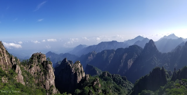 Mount Huangshan- The Eastern Slopes and Sea of Clouds
