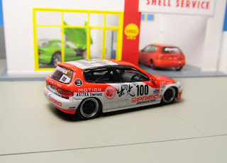tomica limited vintage honda civic