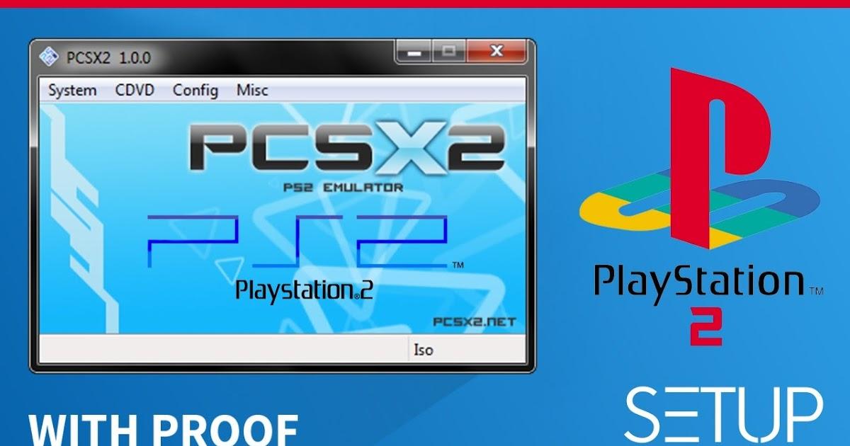 PCSX2 PS2 Emulator For PC,Mac,Linux - Download last GAMES
