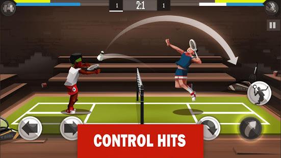 Badminton League Mod Apk Full
