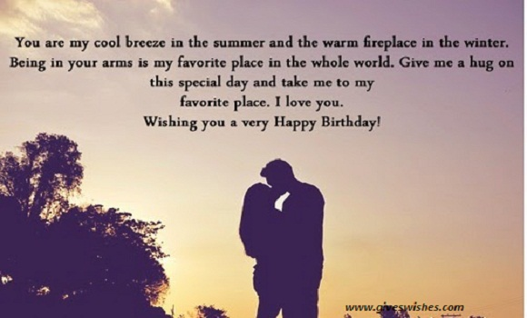 Heartfelt Happy Birthday Quotes For Him- Birthday Quotes For Boyfriend