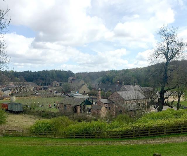 Beamish museum pit village