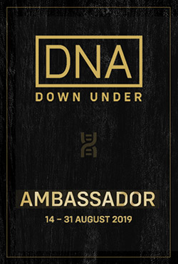 DNA Downunder Ambassador