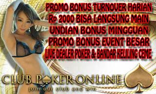 Bonus Turnover Harian Situs Agen Judi Live Dealer Poker Online Info Bonus Turnover Harian Situs Agen Judi Live Dealer Poker Online