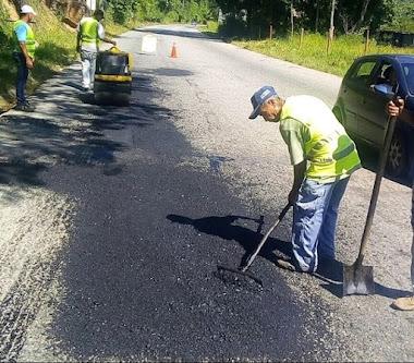 Sapvem acondiciona carretera Rafael Caldera
