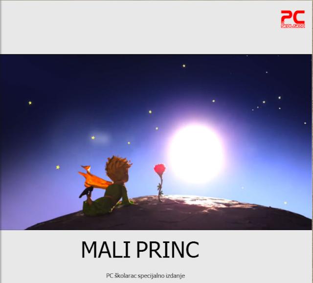 MALI PRINC - POKLON